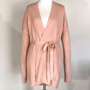 A New Day Pink Cardigan Sweater